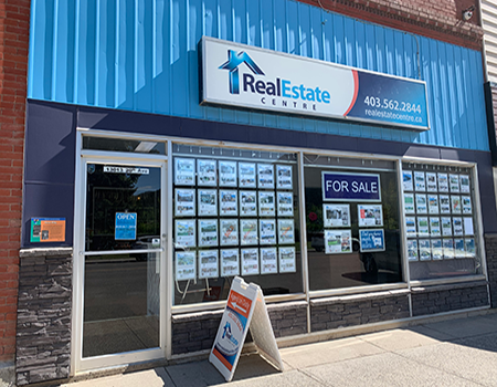 Blairmore Real Estate Centre